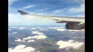 Transatlantic Flight: British Airways Boeing 747-436 Flight 287 - London Heathrow to San Francisco