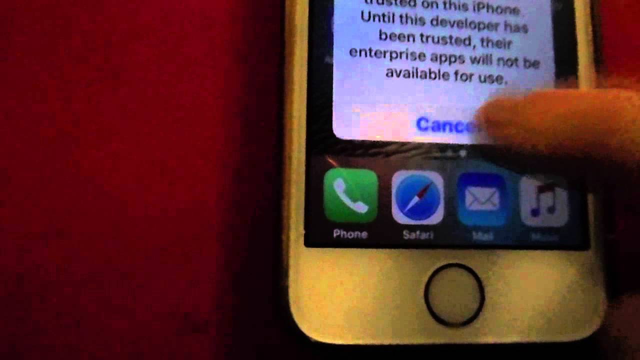 How to get Show Box on iphone/ipad - YouTube