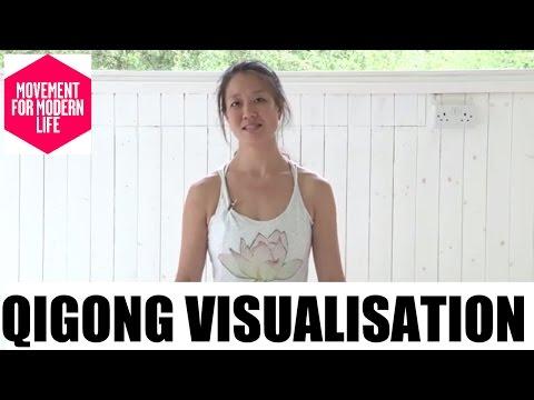 QiGong Visualisation, Meditation   Mimi Kuo-Deemer  Online Yoga   Movement for Modern Life