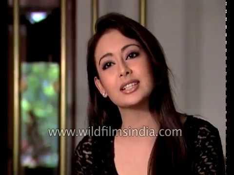Preeti Jhangiani, Indian actress on her film 'Anarth'