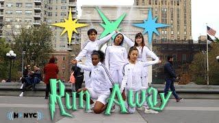 [KPOP IN PUBLIC CHALLENGE NYC] TXT (투모로우바이투게더) - Run Away Dance Cover