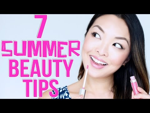 7 Summer Beauty Tips You Need To Know!