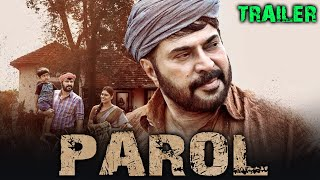 Parol (Parole) 2021 공식 예고편 Hindi Dubbed | Mammootty, Ineya, Miya, Suraj Venjaramoodu
