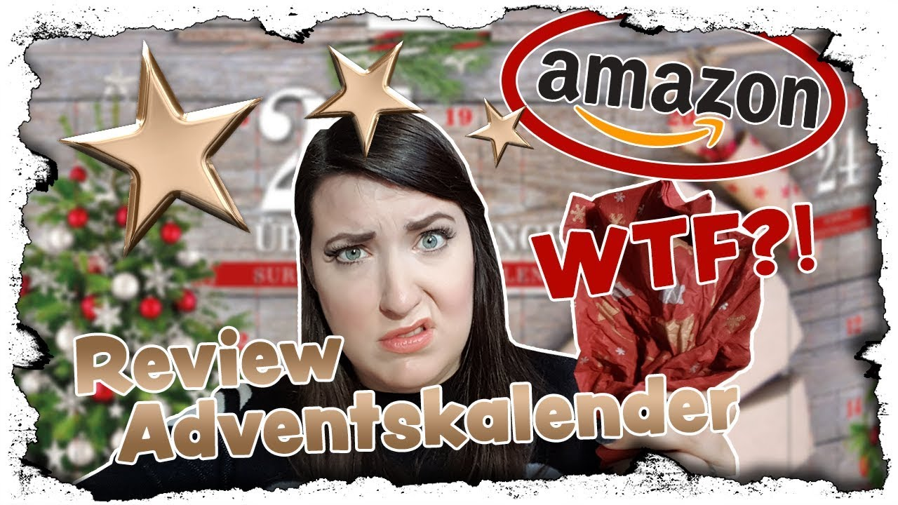 Adventskalender Amazon