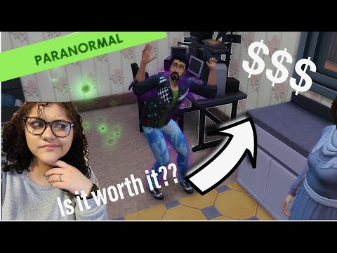 Paranormal stuff.. Is it worth it?? |