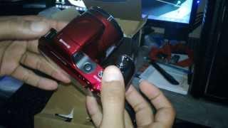 Câmera Nikon L820 - Unboxing