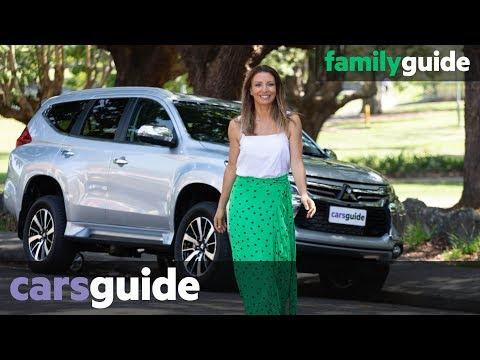 Mitsubishi Pajero Sport Exceed 2019 review