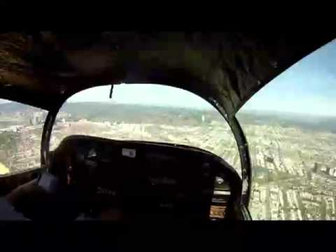 How I fly El Monte Airport to Santa Monica Airport