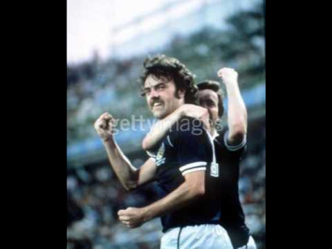 We have a dream - Scotland 1982