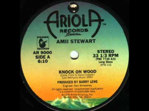 Amii Stewart - Knock On Wood (12 Inch Version)