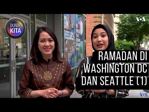 VOA Dunia Kita: Ramadan Di Washington DC Dan Seattle (1)