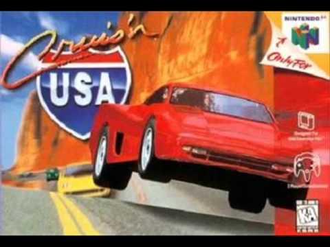 Cruis'n USA (N64) - Title Theme [7/31/2012's Theme]