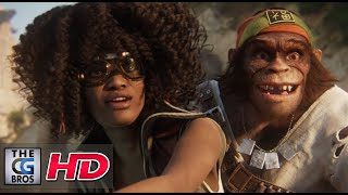 "CGI 3D Animated Trailers: ""Beyond Good & Evil 2 E3"" - by Unit Image"