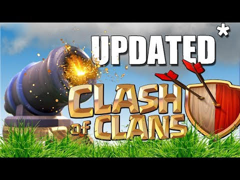 CLASH OF CLANS 2.0 NEW CANNON BASE BUILDER HALL 3 BEST UPDATE DESIGN