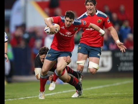 Munster v Edinburgh Full Match Report 7th Sept 2013