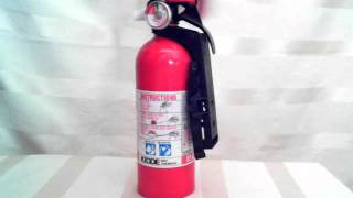 Kiddie Fire Extinguisher
