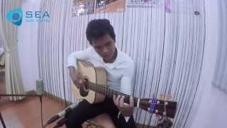 Let's Not Fall In Love _ Guitar Cover _ SEA Guitarist: Hadan _ SEA Guitar