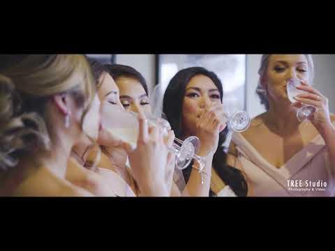 Melbourne Wedding Video - Sandringham Yacht Club -Casandra & Reynaldo(Highlight)