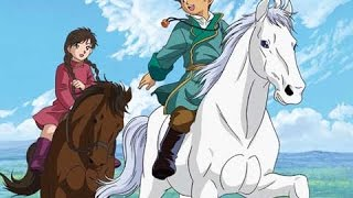 The Prince and the White Horse