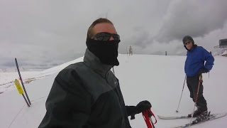 Skiing in Colorado - Skiing at Winter Park Ski Resort in the Colorado Rockies