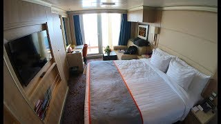 Koningsdam Balcony Cabin 5159 Video Tour