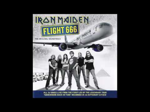 Iron Maiden - Flight 666: The Original Soundtrack [2009] (Full Album)