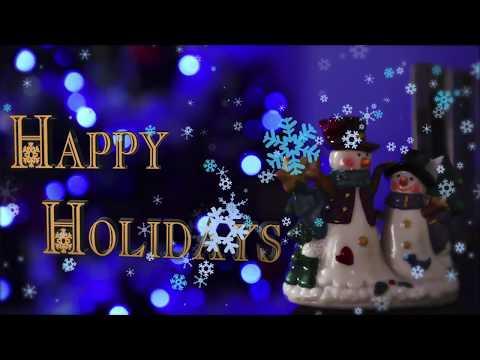 MCPON's Holiday Greeting 2017