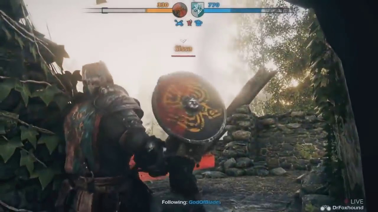 For honor alpha footage