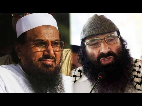 Pak Army shifts Hafiz Saeed, Syed Salahuddin fearing India's covert op | Oneindia News