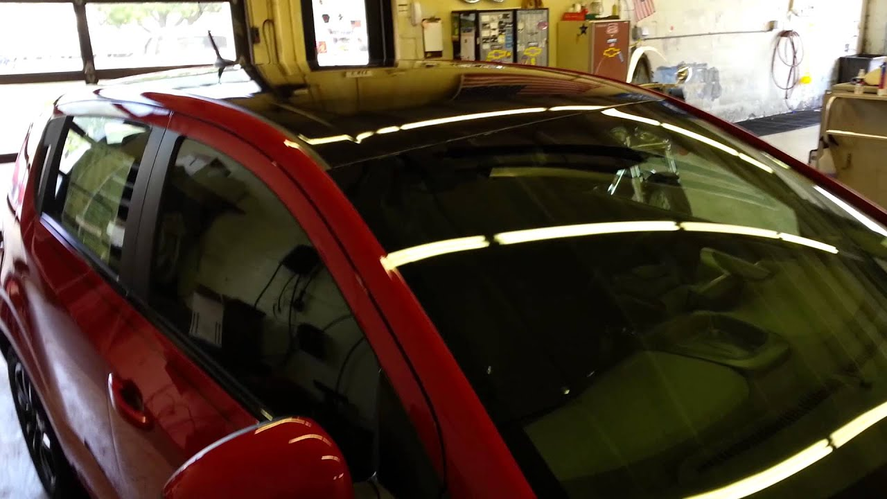 5b1c5a647 2013 Chevy Sonic - 3M 1080 Series ScotchPrint Wrap Film Installation ...