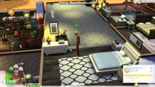 Sims 4:How to Cheat Death pt  3