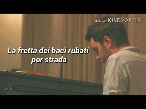 Lorenzo Fragola   Bengala testo (lyrics)