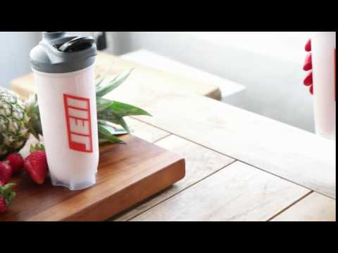 JE11 Protein Bottle
