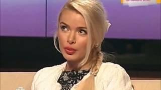 Алена Кравец / Говорим и Показываем на НТВ / 20 12 2012