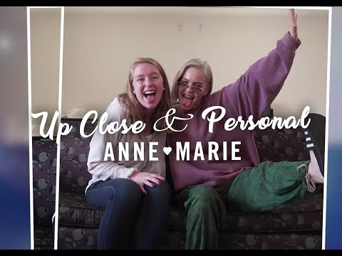 Superfan Meets Anne Marie [Up Close & Personal]