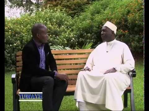 TUWAYE: Sheikh Nuhu Muzaata on marriage.