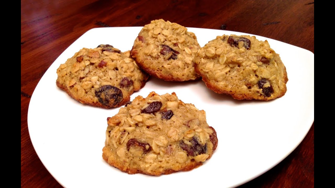 Cookies with dried fruit recipe