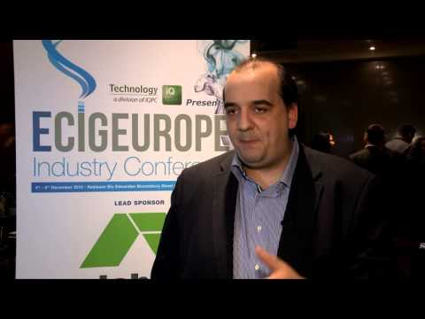 Dr. Konstantinos Farsalinos on Social Phenomenon of E-Cigarettes & Furthering E-Cigarette Research