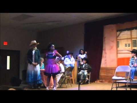 Drama Kid 2012 Senior Play - Boggess Elementary School