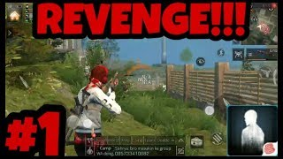 Revenge rumah maling - Lifeafter (android)