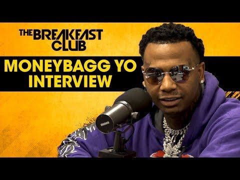 Moneybagg Yo Brings Marked Bills To The Breakfast Club, Talk