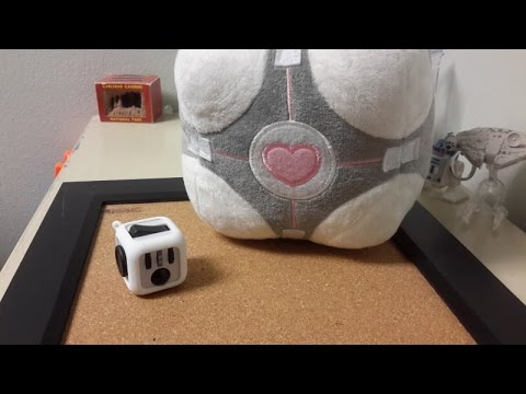YABO Antsy Labs Fidget Cube And Prism