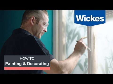 How To Paint Interior Woodwork With Wickes