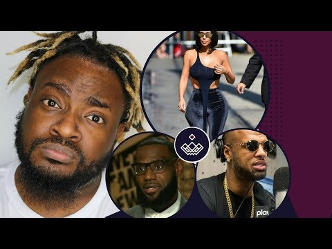 Ciara & Future, Tyson Beckford vs. Kim Kardashian, Kourtney vs. Kim, Trump & Lebron James
