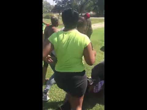 Bennettsville girls fight