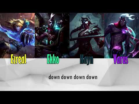 How They Would Sing: MALE   - POPSTARS  by KDA