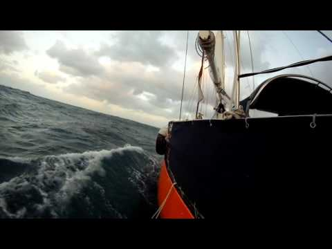 Kwela Sailing in the Southern Ocean