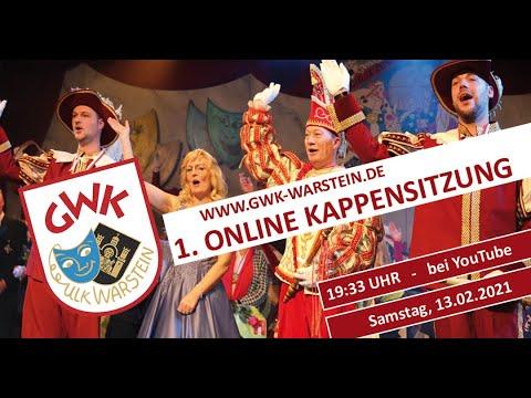 Download GWK Warstein - 1. Online Kappensitzung 2021 - Karneval