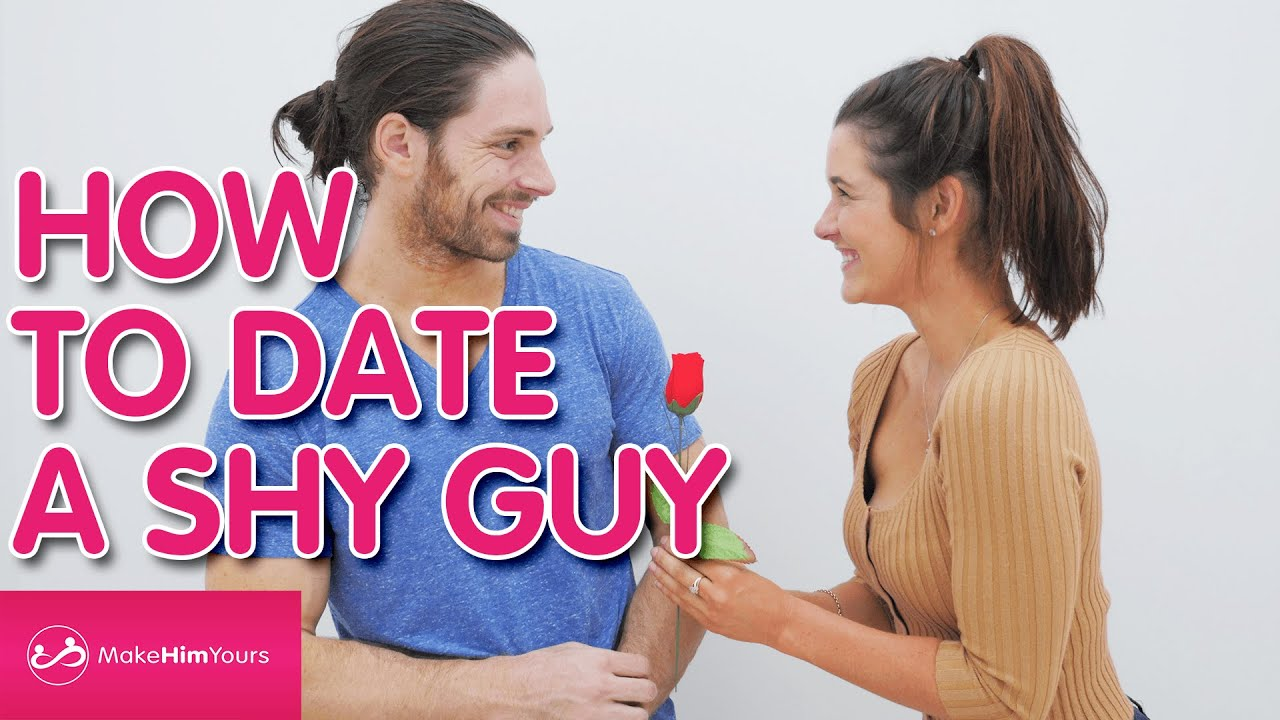 what to expect when hookup a shy guy