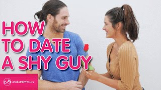 How to handle being a shy guy with no experience dating
